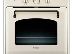 Cuptor electric Hotpoint Ariston rustic FT 850.1 (OW) /HA S